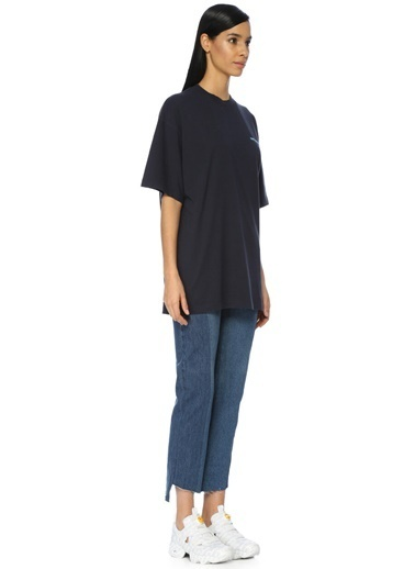 Vetements Jean Pantolon Mavi